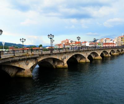 Camino Portugués en su paso por Pontevedra
