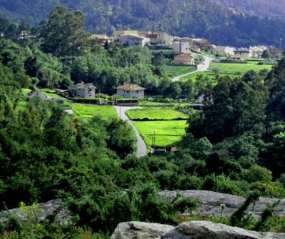 Trasmao, punto de paso del Camino Portugués por la Costa