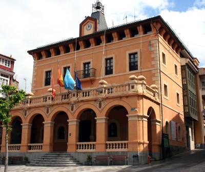 Ayuntamiento de Tineo en el Camino Primitivo