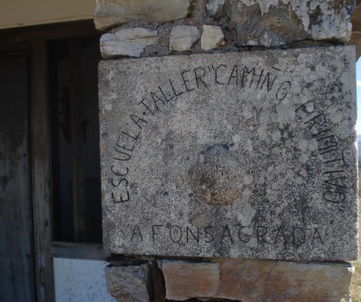 Escuela taller de A Fonsagrada, Camino Primitivo