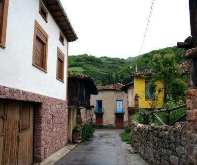 Tineo, pueblo clave del Camino Primitivo