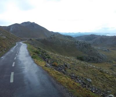 Etapa entre Tineo y Pola de Allande del Camino Primitivo