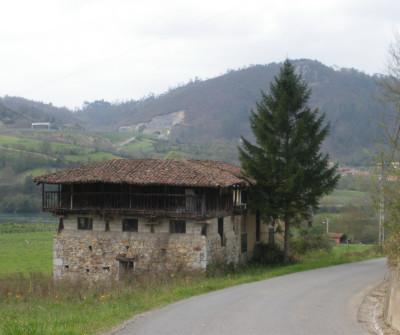 Etapa Oviedo - Grado del Camino Primitivo