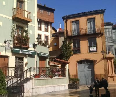 Oviedo, punto de inicio del Camino Primitivo