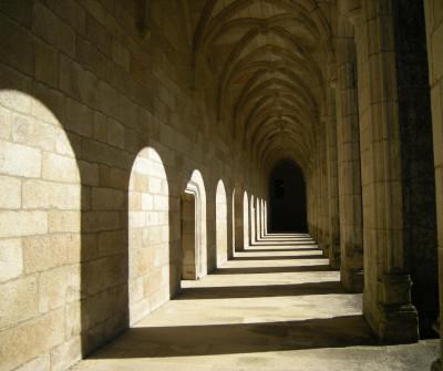 Monasterio de Oseira, en el Camino Sanabrés