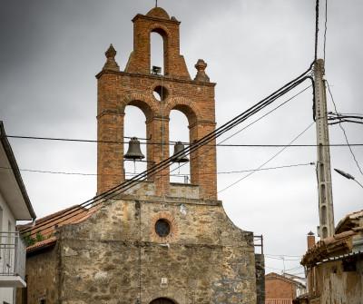 Iglesia de Olleros de Tera, en el Camino Sanabrés