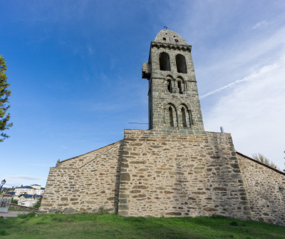Iglesia de Mombuey, Camino Sanabrés