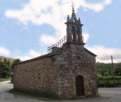 Iglesia de San Miguel de Castro en el Camino Sanabrés