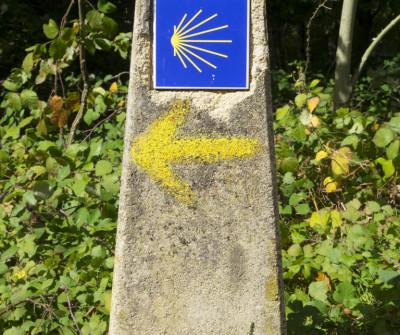 Hito del Camino Sanabrés