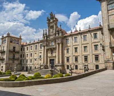 Monasterio de San Martín Pinario de Santiago