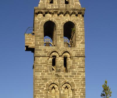 Iglesia de Mombuey, en Zamora