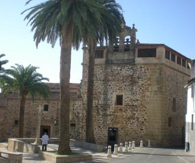 Iglesia de Cáceres