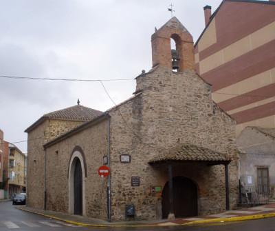 Iglesia en La Bañeza