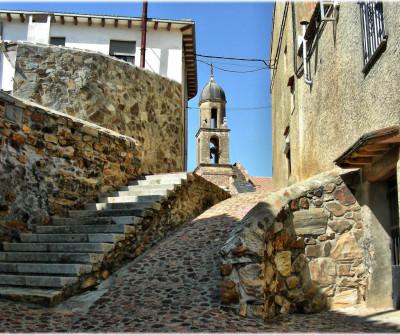 Barrio Judío en Alija del Infantado