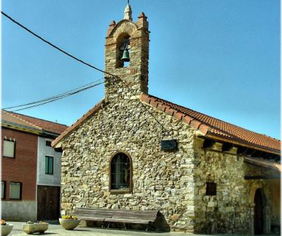 Ermita del Cristo de la Vera Cruz en Alija del Infantado