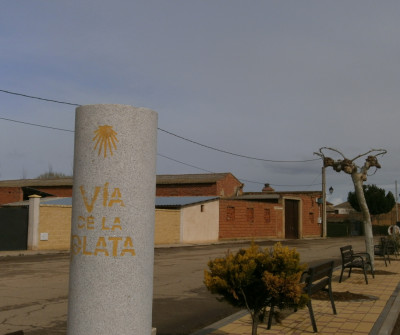 Hito en Villabrázaro