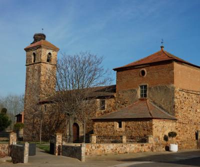 Iglesia en Villabrázaro
