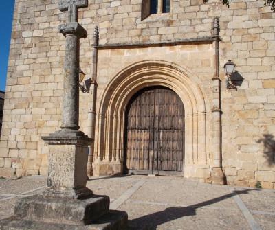 Iglesia en Cañaveral