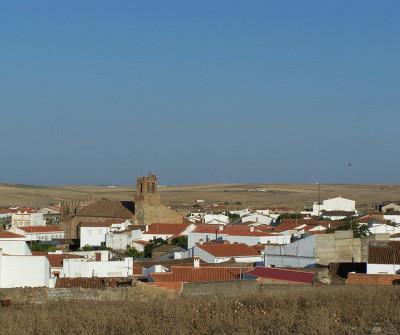 Calzadilla, Vía de la Plata