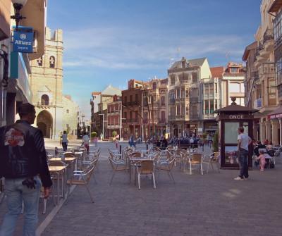 Pueblo de Astorga
