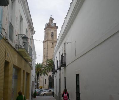 Fuente de Cantos, Vía de la Plata