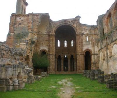Monasterio de la Moruela