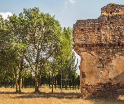 Monasterio en Granja de Moruela