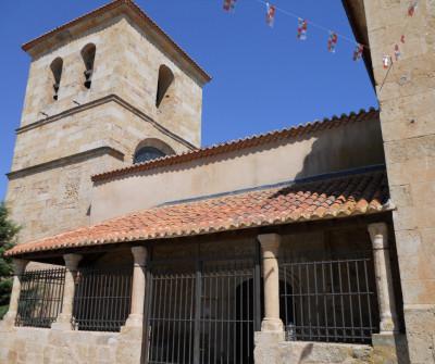 Iglesia de San Juan Bautista de Castellanos