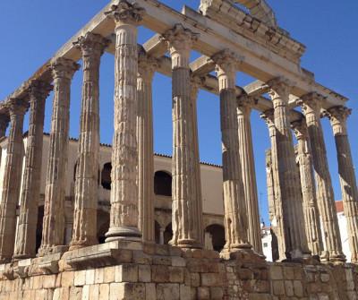 Templo de Mérida
