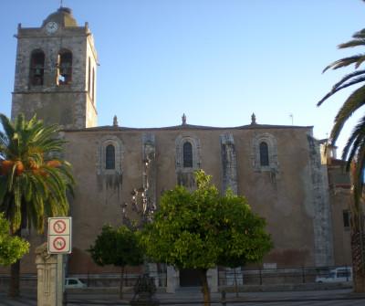 Iglesia de los Santos de Maimona