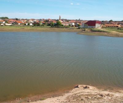 Río en Vía de la Plata