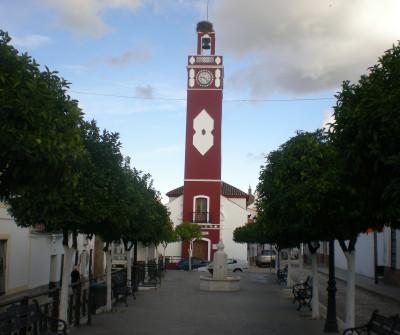 Almadén, Vía de la Plata