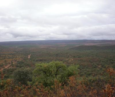 Vistas Vía de la Plata