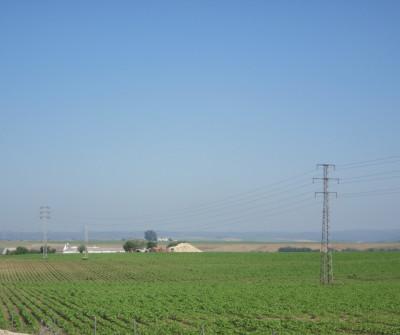 Guillena, Vía de la Plata