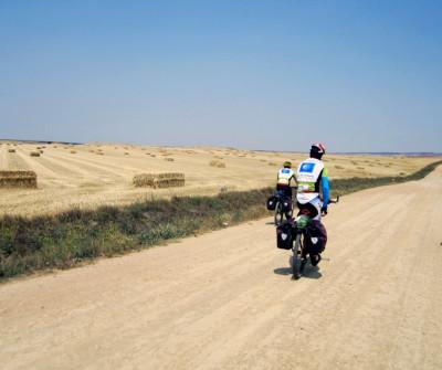 Camino de Valverde a Salamanca