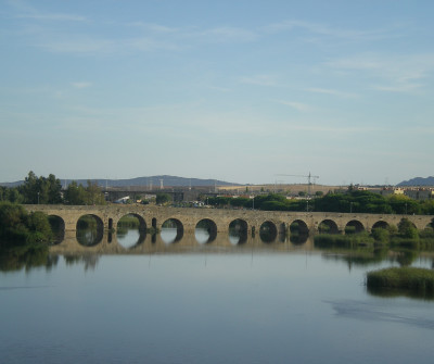 Puente en Vía de la Plata