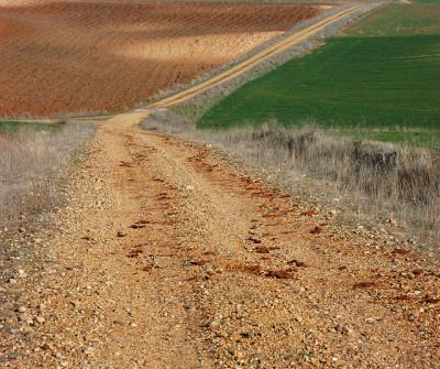 Caminos en Vía de la Plata