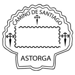 Matasellos turístico Astorga