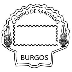 Matasellos turístico Burgos