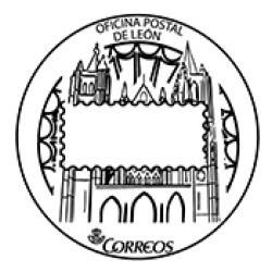 Matasellos turístico León