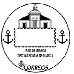 Matasellos turístico Luarca