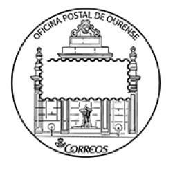 Matasellos turístico Ourense