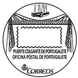 Matasellos turístico Portugalete
