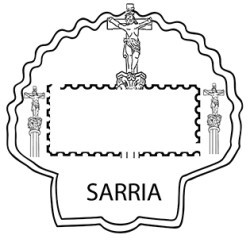 Matasellos turístico Sarria