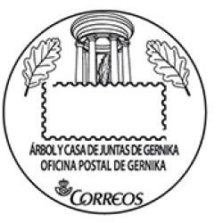 Matasellos turístico Gernika