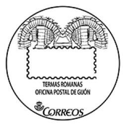 Matasellos turístico Gijón