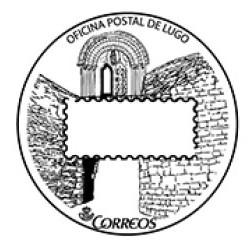 Matasellos turístico Lugo